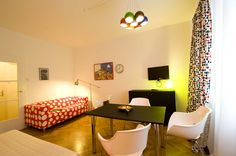 Hotelapartment Wohnzimmer