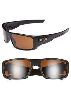 b827018b8600e Men s Oakley  Crankshaft  60mm Sunglasses - Black Lentes, Gafas De Sol  Deportivas,