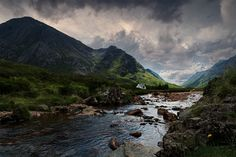 Stob Dearg from Altnafeadh by Jan  on 500px
