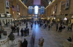 Frozen Grand Central | Improv Everywhere