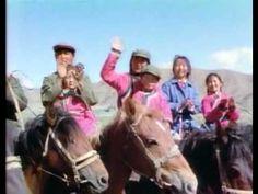 The Silk Road 09 Through the Tian Shan Mountains by Rail.
