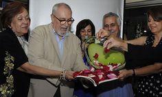 http://www.elimpulso.com/noticias/regionales/aveledo-bautiza-su-libro-contra-la-corriente #EventosElClip #LibreríaElClip