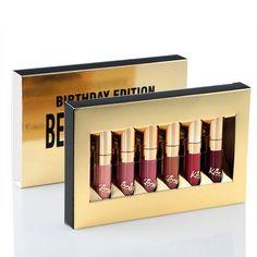 Beauty Glazed 18 Colors kylighter Balm Manizer Makeup Eyeshadow Palette Eyebrow Shimmer Matte Glitter Diamond Pigment Eye Shadow