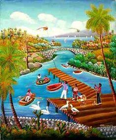Art of Haiti - Jean David Boursiquot