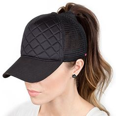 BOEKWEG Women s ponytail hat. Fashionable hats made for p... https   d81e8d7a7520