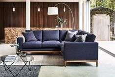 Both modern and contemporary, the Izzy corner sofa is perfect for everyday living. With its invitingly plump cushions and straight edged frame, everyone in your home will look forward to sinking into this sofa at the end of the day. Diy Sofa, Diy Chair, Armchair Bed, Sofa Chair, Sofas, Couches, Seat Cushion Foam, Comfy Sofa, Best Sofa