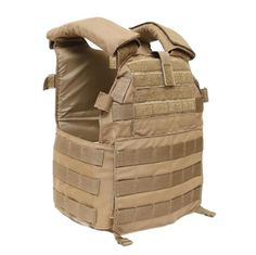 LBX Tactical 0300S Small Modular Plate Carrier Coyote Brown