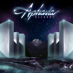 Aphasia Records by Michael Brun, via Behance