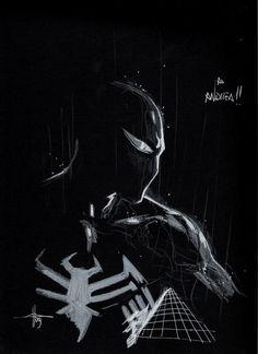 Venom by Gabriele Dell'Otto * (The Webmaster)