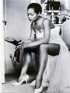 Eartha Kitt...how FIERCE is she!