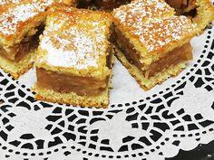 Almás lepény ahogy mi szeretjük, jó sok gyümölccsel! French Toast, Breakfast, Food, Morning Coffee, Eten, Meals, Morning Breakfast, Diet