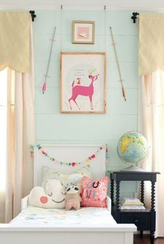 Little girls room. Heck yes!