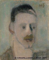 Schjerfbeck, Helene Einar Reuter III 1919-20Finnish National Gallery - Art Collections - Schjerfbeck, Helene
