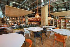 Gallery of ING Bank Turkey HQ / Bakirkure Architects - 16