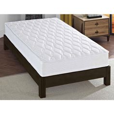 """Signature Sleep Gold CertiPUR-US Select 8"""" Coil Mattress, Multiple Sizes"""