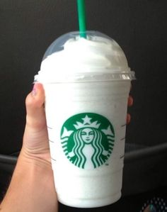 """If you're a fan of Starbucks then you'll love these deliciously crafted drinks from their """"secret"""" menu. Starbucks' """"secret menu"""" consists of yummy drink c… Starbucks Hacks, Starbucks Secret Menu Drinks, Starbucks Frappuccino, Starbucks Recipes, Starbucks Coffee, Starbucks Smoothie, Cinnamon Dolce Syrup, Bebidas Do Starbucks, Secret Menu Items"""