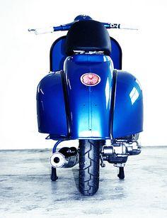 Vespa 1960 T4 by 4 S_E_A_S_O_N_S, via Flickr