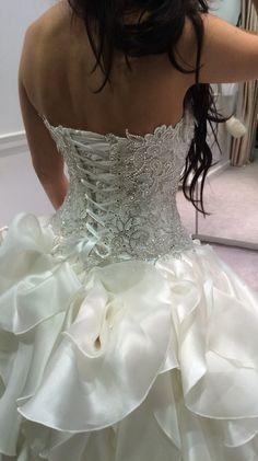 Pnina 'lace corset dress'