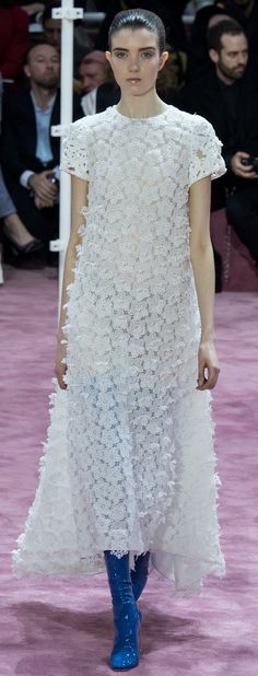 Christian Dior Couture Spring 2015