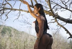 Gracyanne Barbosa (Foto: Davi Borges)