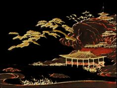 Papel de Parede de Artes : Vila Chinesa
