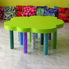"""Table """"Cloud"""", from the Table Collection..."""