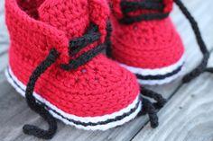 Crochet Pattern Boys Chase Street Boot Crochet by Inventorium