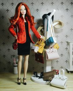 #Barbie #BarbieStyle #BarbieCollection #BarbieCollector #Doll #Dolls #BarbieFashionistas #BarbieFashionista #BarbieGram #BarbieDoll #Moda #DreamHouse #Shoe #Shoes #Friends #Love #BarbieBasic #BarbieBoy #BarbieLove #BarbieGirl #BarbieLover #DollCollector #LookDoDia #Toys #TheDollEvolves #vscocam