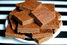 Daktylowo-bananowe kwadraty z mąki pełnoziarnistej (można spróbować z GF) zamiast gotowych ciasteczek i biszkoptów pełnych cukru i niepotrzebnych dodatków. Bez dodatku cukru, słodzone tylko daktylami i bananami. Świetnie sprawdzają się jako przekąska na spacerach. Pieczemy, kroimy w kwadraty, zamrażamy w porcjach po kilka kwadratów i na bieżąco rozmrażamy. Wykonanie: Daktyle zalewam 2/3 szklanki wrzątku na min. 2 godziny. Do […]