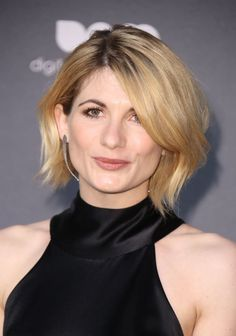 BBC Responds to Female 'Doctor Who' Complaints After Jodie Whittaker Announcement 13th Doctor, Doctor Who, Eleventh Doctor, Jodi Whittaker, Jodie Whittaker Hot, My Tumblr, David Tennant, Dr Who, Celebrity Hairstyles
