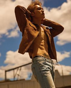 Hanging In Australia With Kim Jae Joong For March Cosmo | Couch Kimchi