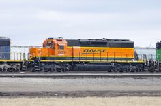 BNSF Remote Controlled SD40-2 Snoot Nose # 1902