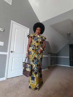 African Fashion Ankara, Latest African Fashion Dresses, Ghanaian Fashion, African Dresses For Women, African Print Fashion, African Attire, African Print Dress Designs, African Print Dresses, African Design