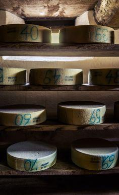 Cheese cellar   Stutzalp #kleinwalsertal #visitvorarlberg Cellar, Cheese