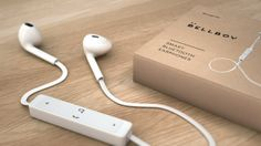 A new smart Bluetooth Earphone, with an amazing design, and great performance.