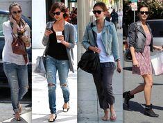 Jessica Alba in casuals...and she STILL looks amazing!