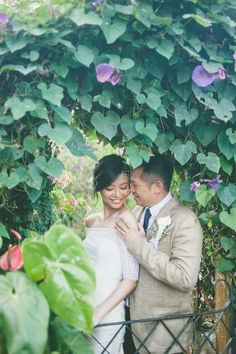 Pre-wedding/engagement session at Cameron Highlands // Top Shooting Spots of Photographers in Malaysia - Part 1