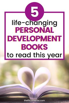 These are hands down some of the best personal development books I've ever read. They are truly life-changing, especially # 2! Whether your goal is to grow your self-confidence, make more money, or just live your best life, these are the books you need to read! #personaldevelopment #personalgrowth #selfhelpbooks #bestself