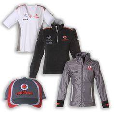 """For the Ladies! McLaren """"Race Pack Plus"""""""
