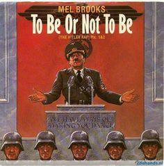 """Mel Brooks - Hitler Rap (To Be Or Not To Be) [Extended Version 12''] 1984 [Lunes, 27 de Junio 2016] €URO 80's """"La Radio del Ítalo Disco © 2011 - 2016 euro80s.net """"Somos Tu Mejor Opción en Internet"""""""