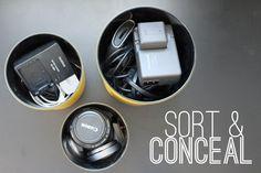 concealing camera accessories