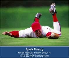 http://raritanpt.com – Raritan Physical Therapy is well-known as one of the premier sports physical therapy rehabilitation centers in Edison NJ. We work with athletes from all sports  including baseball players who often seek our help for back and shoulder pain.