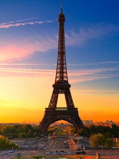 Eiffel Tower, Paris,France: