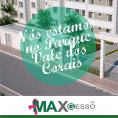 """Você conhece a obra """"Parque dos Corais"""", feita em Maceió, Alagoas? Pois é! Nosso gesso está sendo utilizado nessa obra. Não fique fora dessa!  Veja: http://www.mrv.com.br/imoveis/apartamentos/alagoas/maceio/antares/reservamaragogi-pqvaledoscorais"""