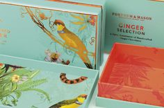 Branding agency Design Bridge has created new confectionery packaging designs for Fortnum & Mason, one of the UK's most iconic brand.
