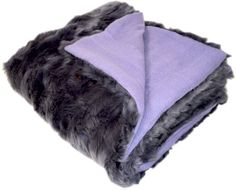 OMG Amazing shearling throw big enough to fit a superking (or to cosy up on the sofa with your date). This one backed in a hand-loomed Mongolian cashmere GORGEOUS! Plum Color, Plum Purple, Super King Size Bed, Stylish Beds, Bed Runner, Fur Throw, London, Bed Throws, Throw Cushions