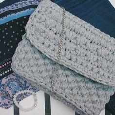 crochetbag, cottonbag, handmade, hobby