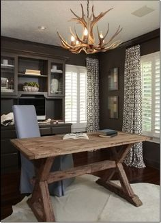 Three Effective Home #Office Concepts