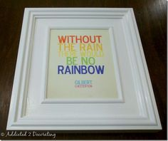 How To Make Water Resistant Artwork From A Free Printable Graphic