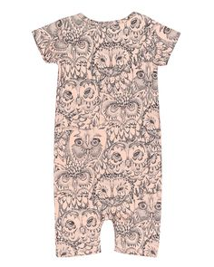 Soft Gallery Owen Body – Summer coverall – Koral